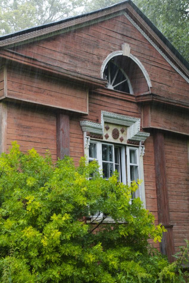Дом Коровина в Охотино